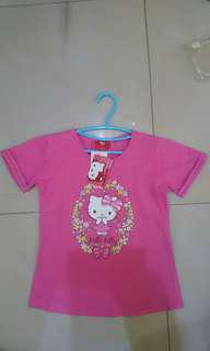 Hello Kitty Sanrio 7-8 th sz 10 like new
