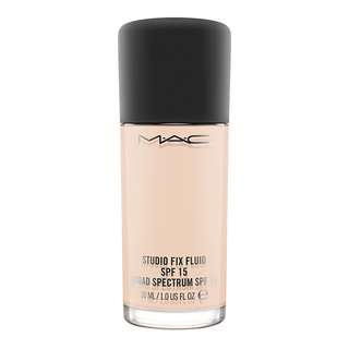 MAC COSMETICS STUDIO FIX FLUID SPF15 FOUNDATION WITH PUMP CODE:NW10 (RM90 FREE POSTAGE)