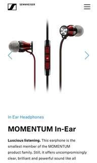 Sennheiser Momentum In-Ear