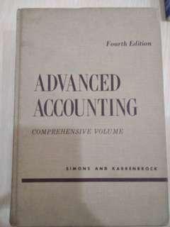 Buku Advanced accounting simons and karrenbrock