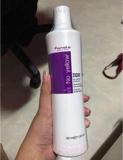 (Instock) Fanola No-Yellow Shampoo (350ml + 1000ml)