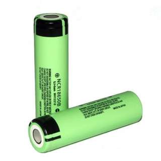 Panasonic NCR18650B Rechargeable Battery