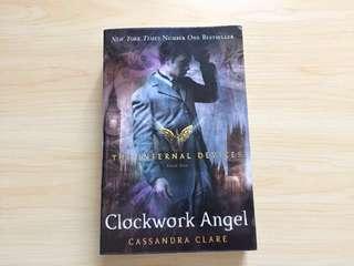 Clockwork Angel by Cassandra Clark