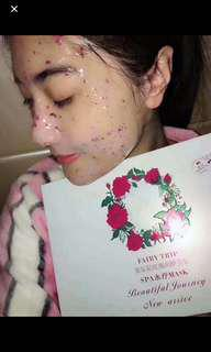 FAIRY TRIP SPA MASK(include postage)