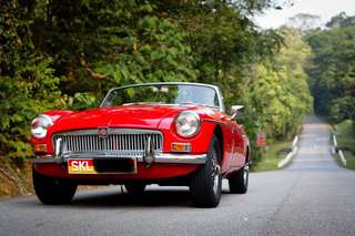 MGB 1969 Roadster Mark II