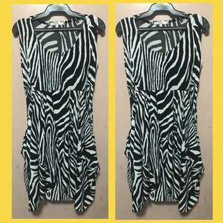 IT GIRL Animal Print Dress