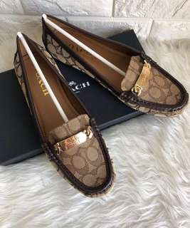 Authentic Coach loafer