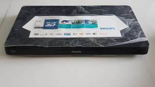 Philips Blu Ray Player BDP7750