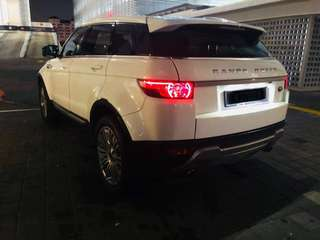 Ranger roger Evoque for rent