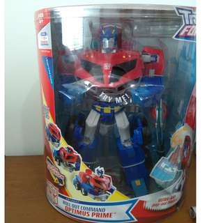 Transformers Animated OPTIMUS PRIME Supreme Class MOC
