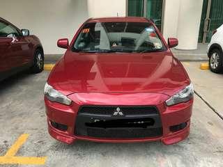 Mitsubishi lancer GT 2.0 singapore