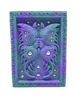 Kruba Krissana 2560 dream block Butterfly