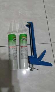 防水膠用具