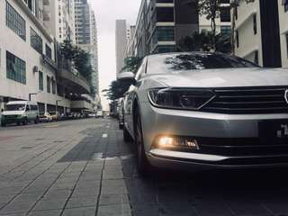 Volkswagen Passat 2018 for Rent