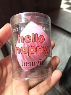 Beauty Blender hello happy