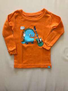 Baby Gap Long Sleeve / kaos panjang