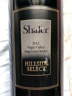 Shafer 2013 Hillside Select 1.5L