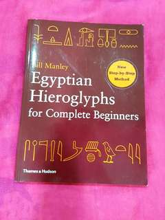 How to read egyptian symbols