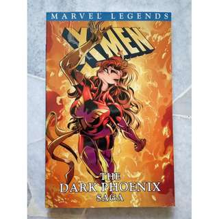Marvel Legends (comics) - The Dark Phoenix Saga