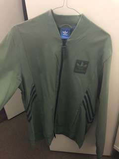 Authentic Adidas Originals Bomber Jacket