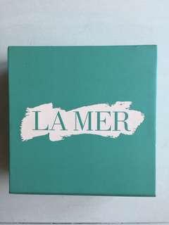 Authentic LAMER Magnetic Square Box