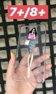 iPhone 7+ / 8+ Phone Cases