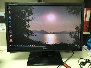 LG E2041T-BN  20吋16:9 LED 液晶顯示器