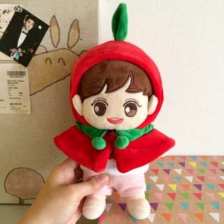 EXO's Chanyeol Fansite Doll (MYBLACKLABEL)