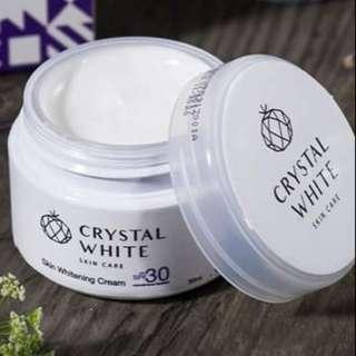 CRYSTAL WHITE SKIN WHITENING CREAM