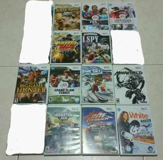 Wii Nintendo original game
