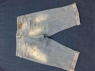 Celana jeans lois (pendek)