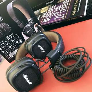 Marshall Bluetooth Headphone