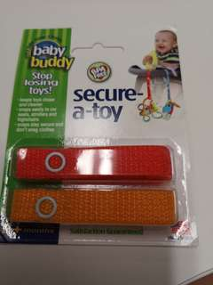 Baby buddy secure a toy lease