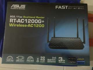 Asus Router RT AC 1200G+