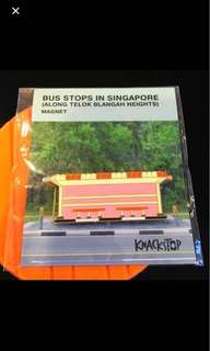 LTA Knackstop Bus Stops In Singapore Magnet - Telok Blangah Heights