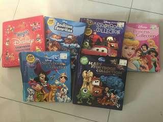 Disney kids Story Books