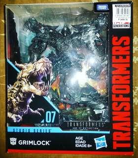 Transformers Studio Series 07- GRIMLOCK