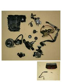 Spares from SuperFour CB400 Spec 1 , may fit Spec 2&3 , pls check with mechanic