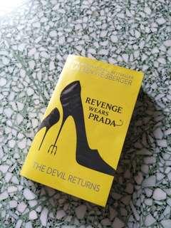 [Clearance] Revenge Wears Prada - Lauren Weisberger