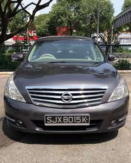 Nissan Teana 200 Auto XL