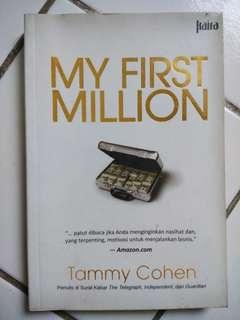 Buku My First Million