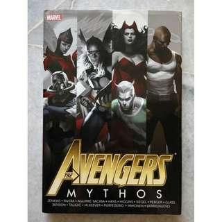 Marvel comics - Avengers Mythos