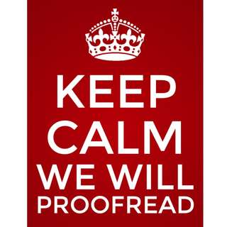 🚚 Proofreading Services