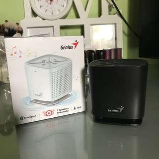 Genius Portable Speaker
