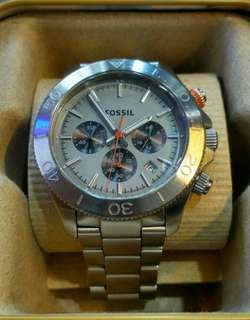 Fossil chronograph authentic