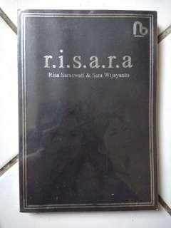Buku Novel Risara