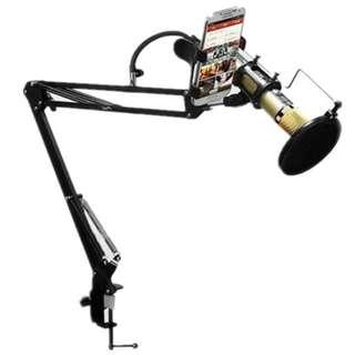 Remax Microphone & Smartphone Lazypod