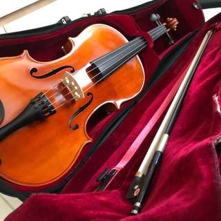 "Andreas 16"" Viola (Case+Bow included)"