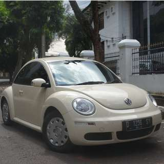 VW New Beetle 1.6L Automatic 2007