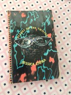 "Jessica Zafra ""Planet of the Twisted"""